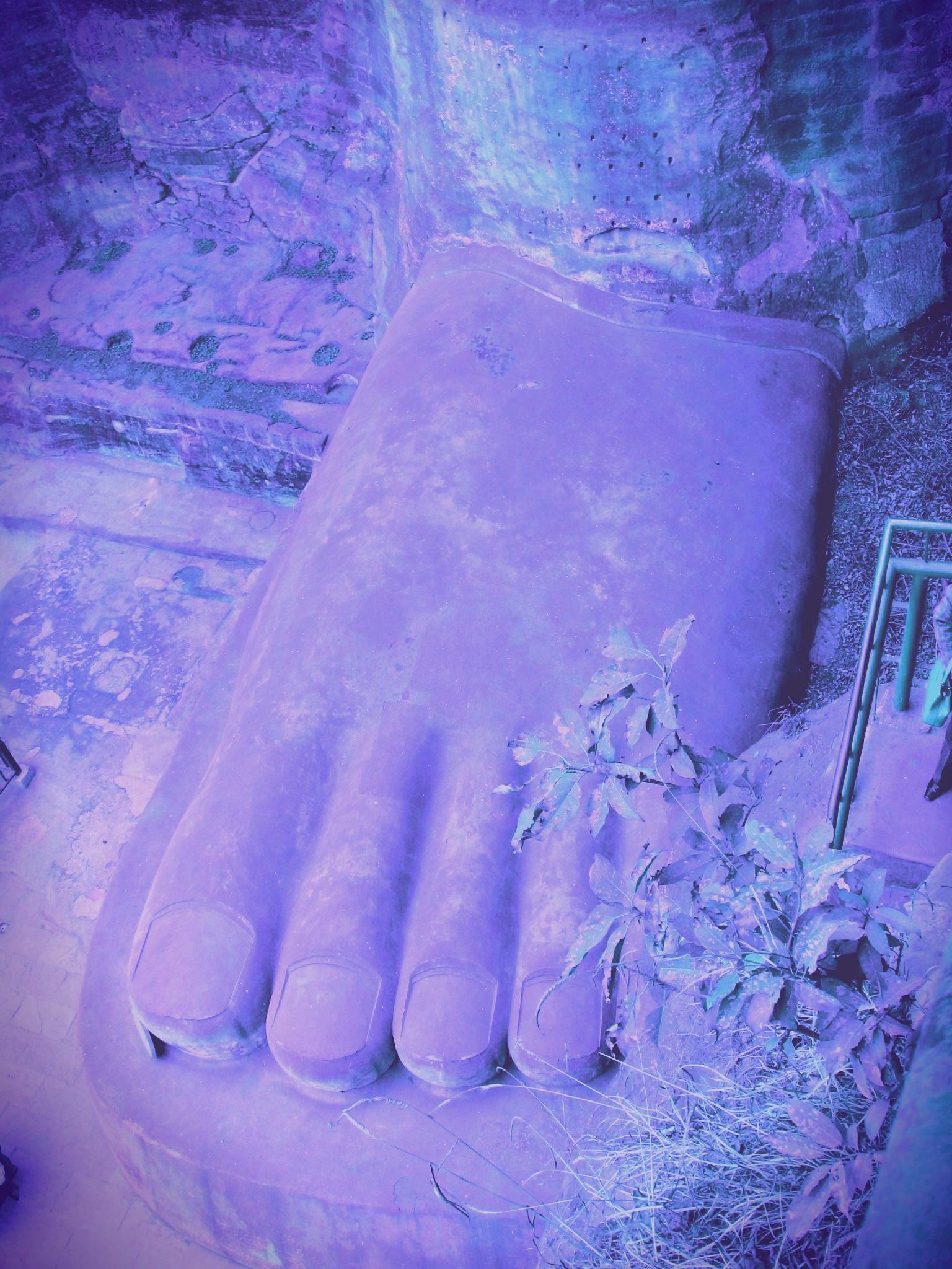 Le Grand Bouddha de Leshan : le plus grand Bouddha du monde